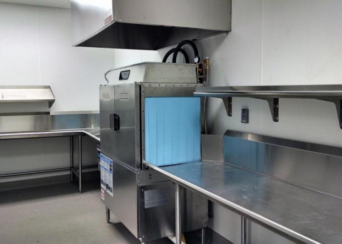 Commercial Kitchen Design Including Project Management Installation And Consulting Design